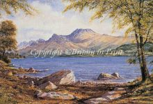 Loch Lomond, the Trossachs and Stirlingshire
