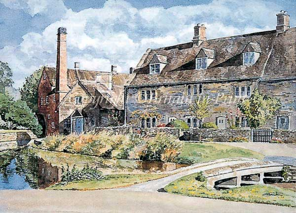 The Mill, Lower Slaughter